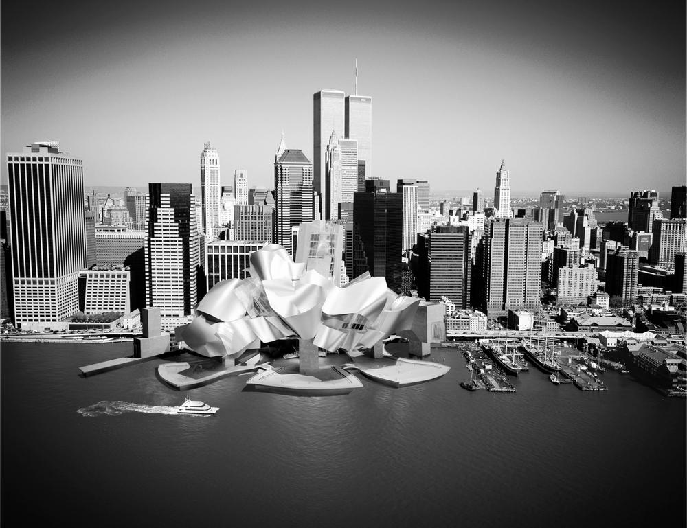 Guggenheim Museum New York - 1999-2001 (Frank Gehry)