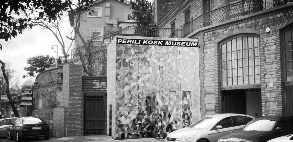 BORUSAN CONTEMPORARY AT PERILI KÖŞK – ISTANBUL, TURKEY