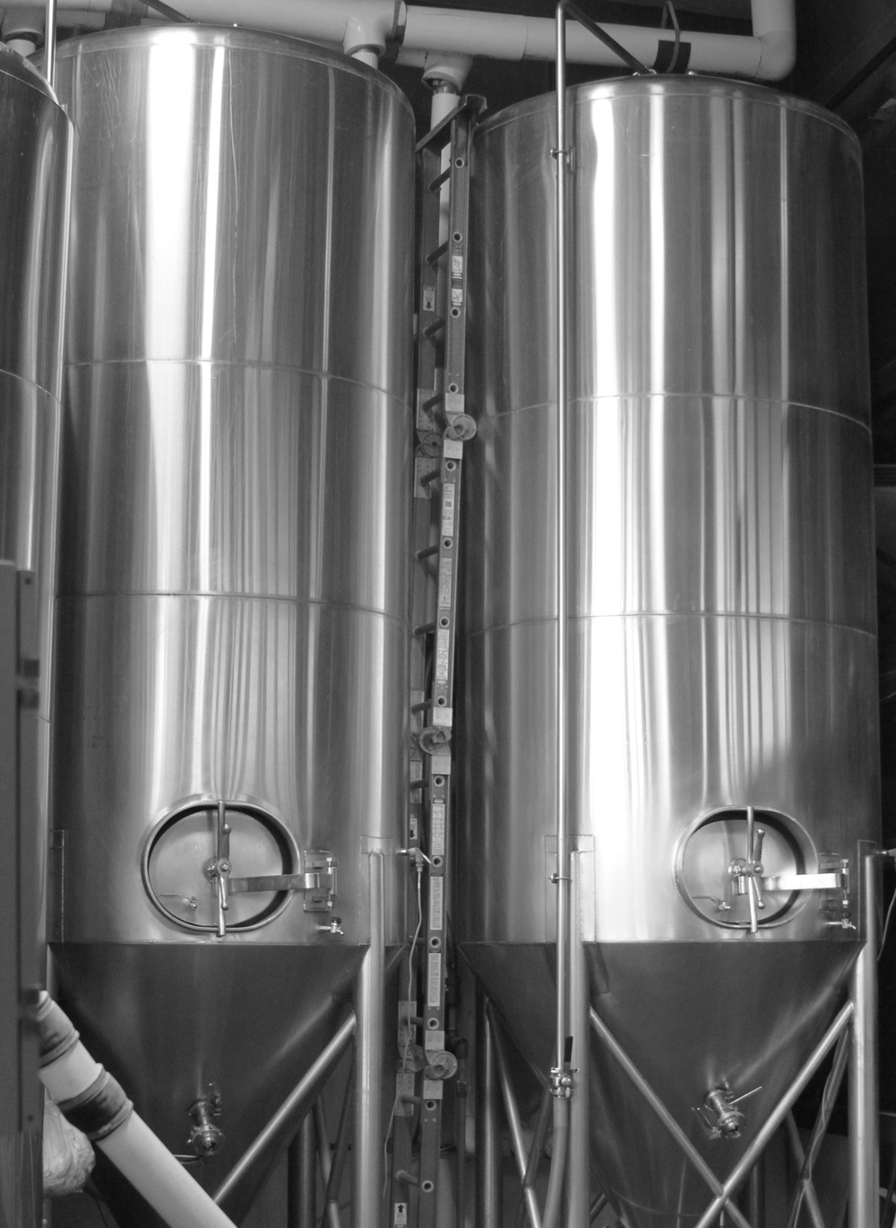 50bbl Fermenters #7 and #8