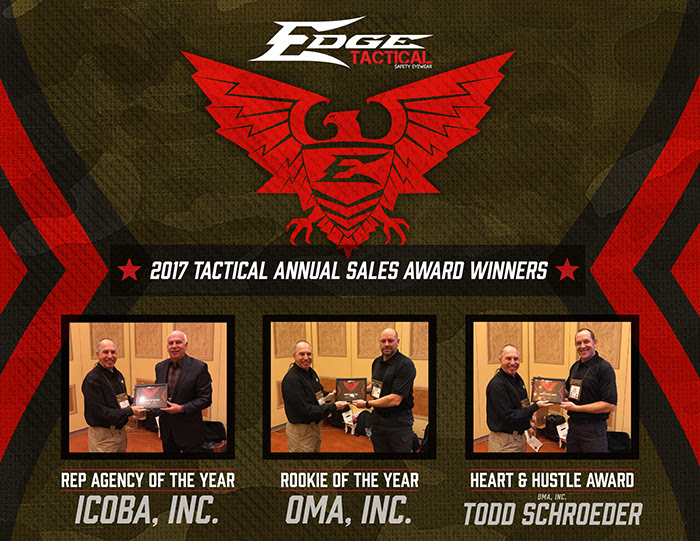OMA wins Rookie of the Year and Todd Schroeder received the Heart and Hustle Award