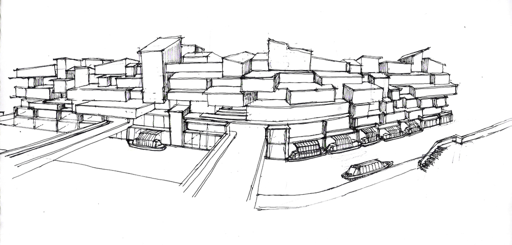 Manchester Housing Canal Side Sketch 2.jpg
