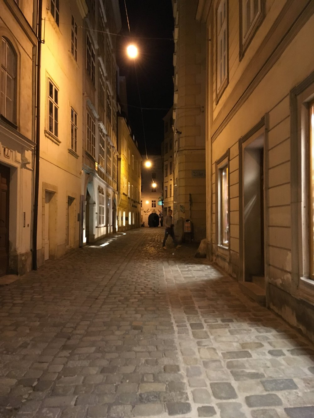 Mozart's street