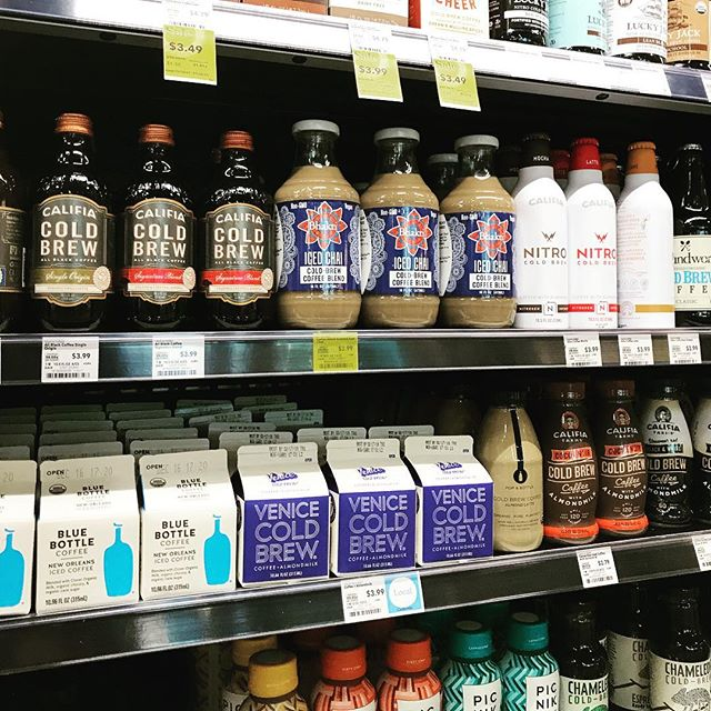 The rollout begins⚡️⚡️ @wholefoods DTLA #local 🙏🏻