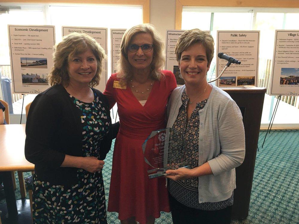 Gurnee Award