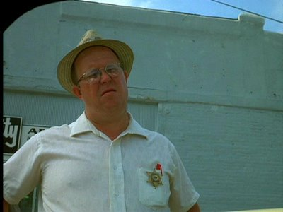 "Ned Beatty, scourge of  White Lightning.   Much better than ""Ned Beatty, victim of anal rape in  Deliverance""."
