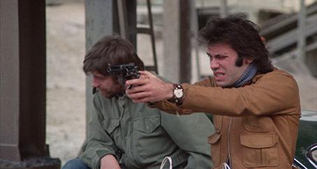 Steven Keats IS Jackie Brown in a movie that ISN'T  Jackie Brown !