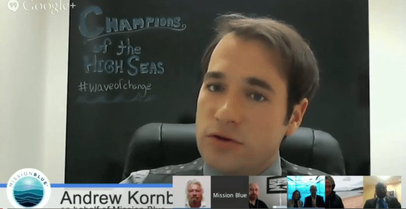 Andrew Kornblatt- Co-founder and Host of Online Ocean Symposium