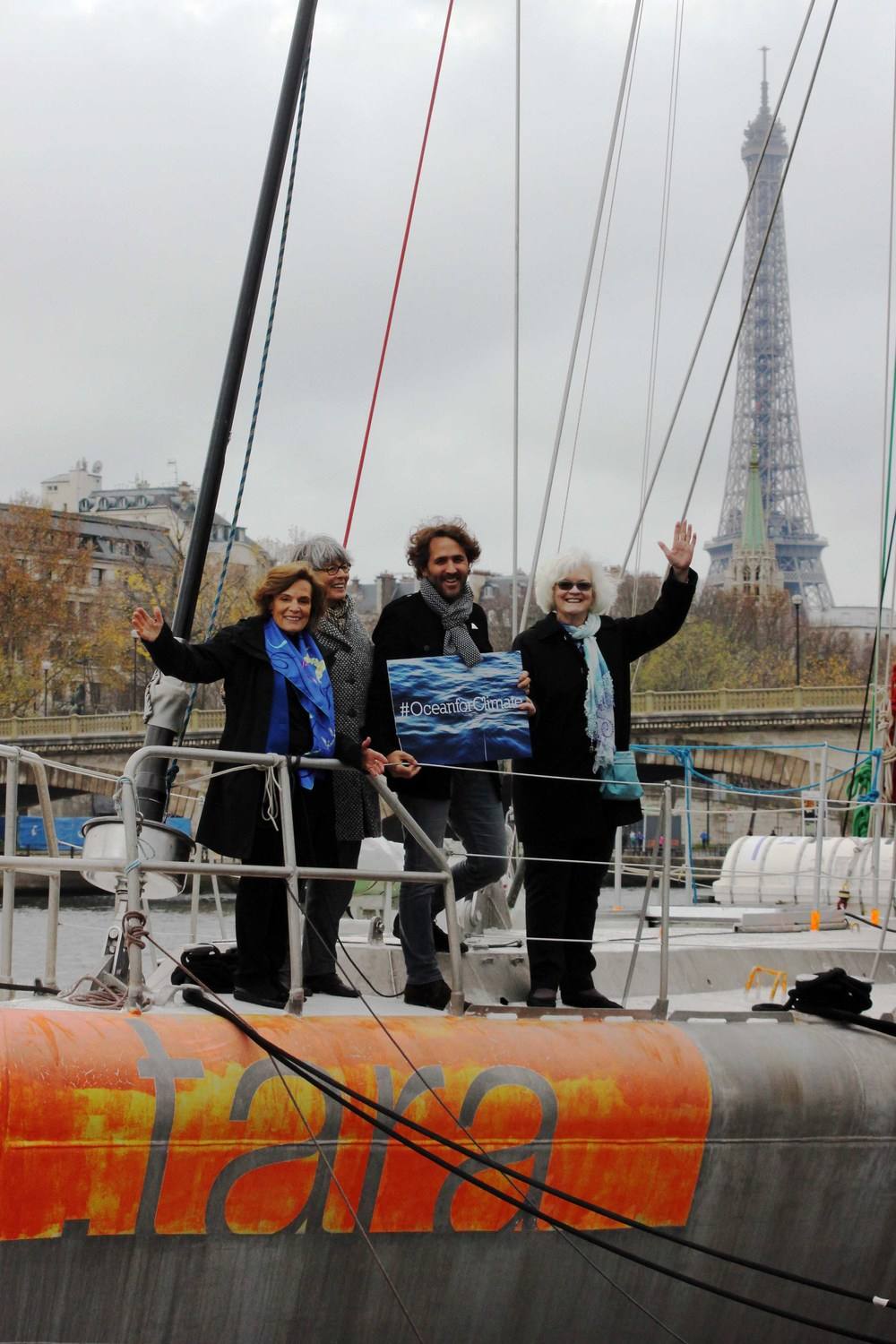 The Sylvia Earle Alliance at Tara Expéditions