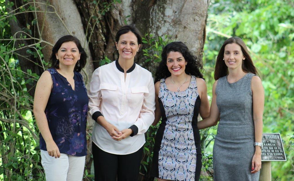 ECI Secretariat Team