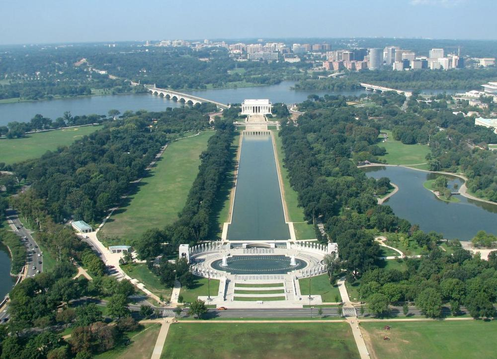 The National Mall is one of hundreds of attractions to visit during your time in Washington D.C.   Click here  for more attractions.