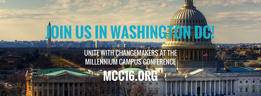 Header for the Millennium Campus Conference