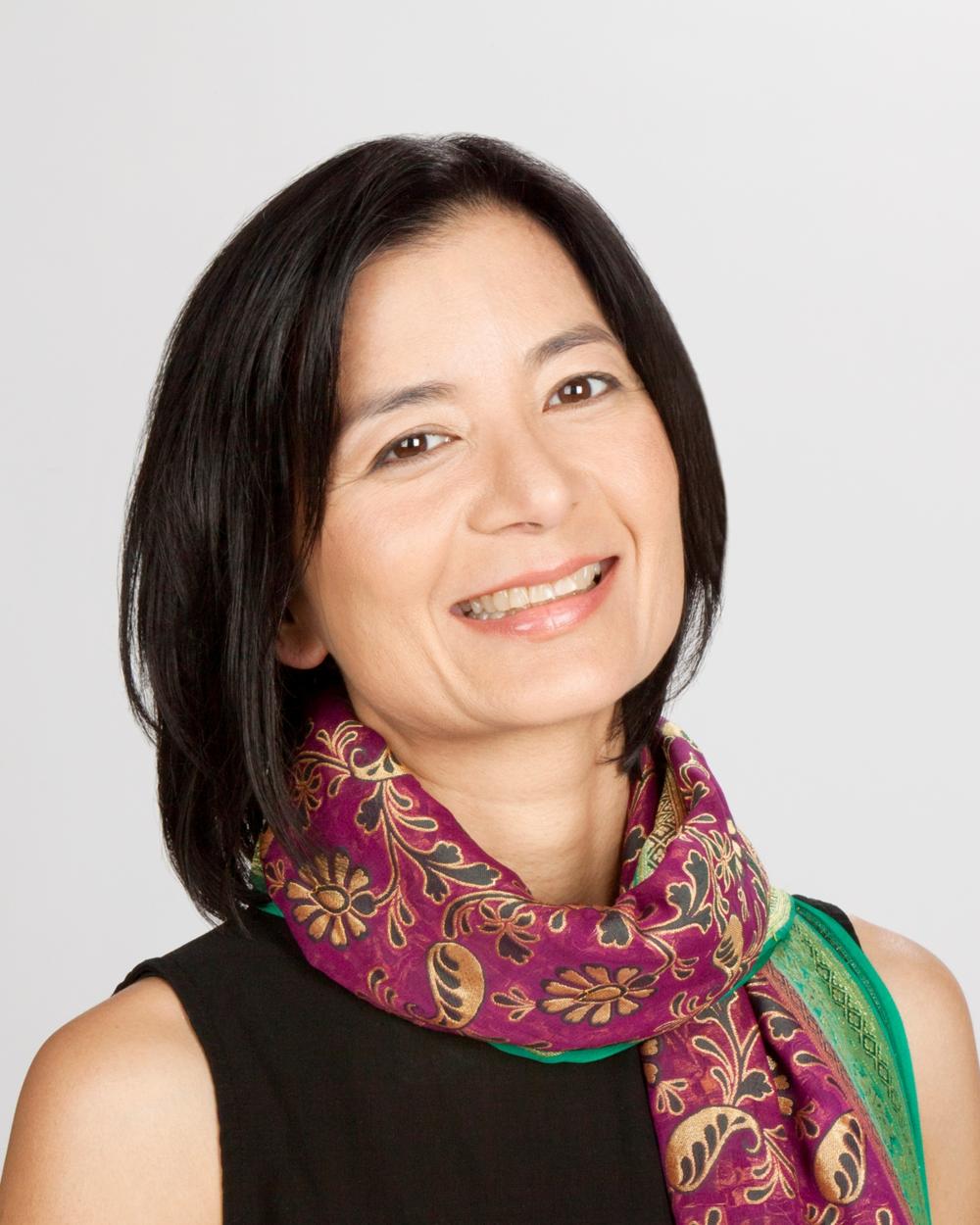 Reeta roy,President & CEO of The MasterCard Foundation
