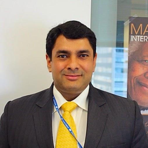 Ravi Karkara, strategic adviser partnership for UN Women