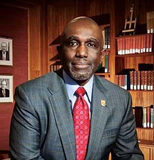 Dr. Robert E. Johnson,President of becker college