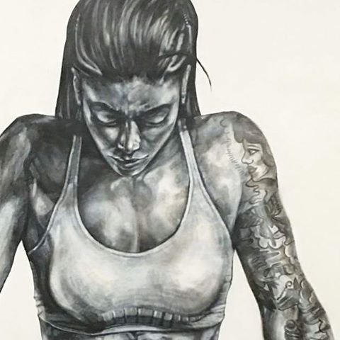 Close up of the 9ft @massy.arias mural at @iron_addicts_gym_miami. Stop by and check it out! Full mural coming soon! #massyarias #eyesorebros #love #drawings #igers #anime  #bestoftheday #instagood #likesforlikes #doodle #follow #followalways #photooftheday #doodles  #likes #happy #beautiful #followforfollow #likes4likes #instadaily #illustration #smile #artist #likeforlike #followback #topliketags #instalike #drawing #tattooart #follow4follow