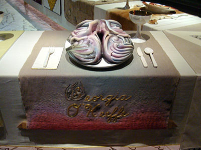 Judy Chicago  The Dinner Party  1979