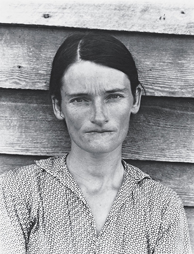 Sherrie Levine  After Walker Evans: 4  1981
