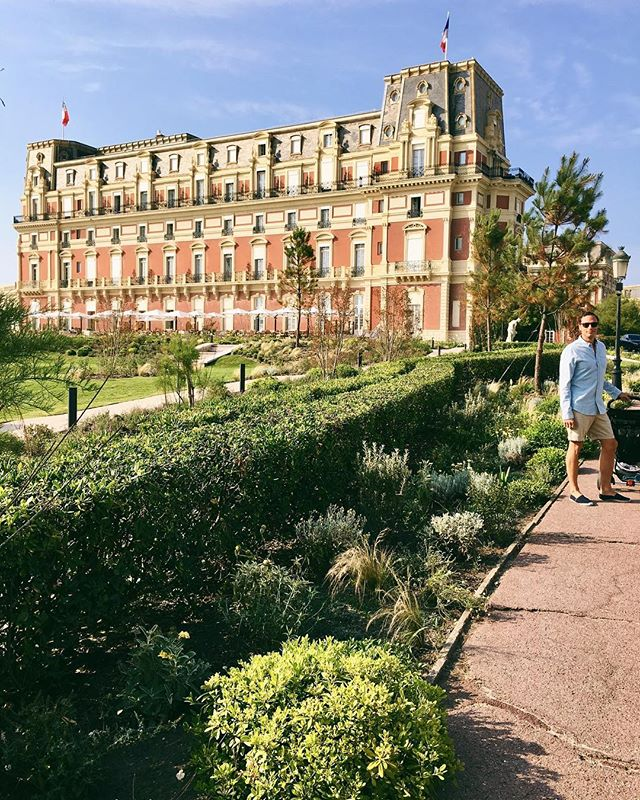 Au revoir, Biarritz!
