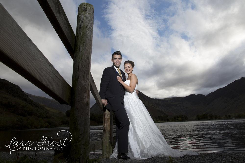 Wedding photography lake district 2