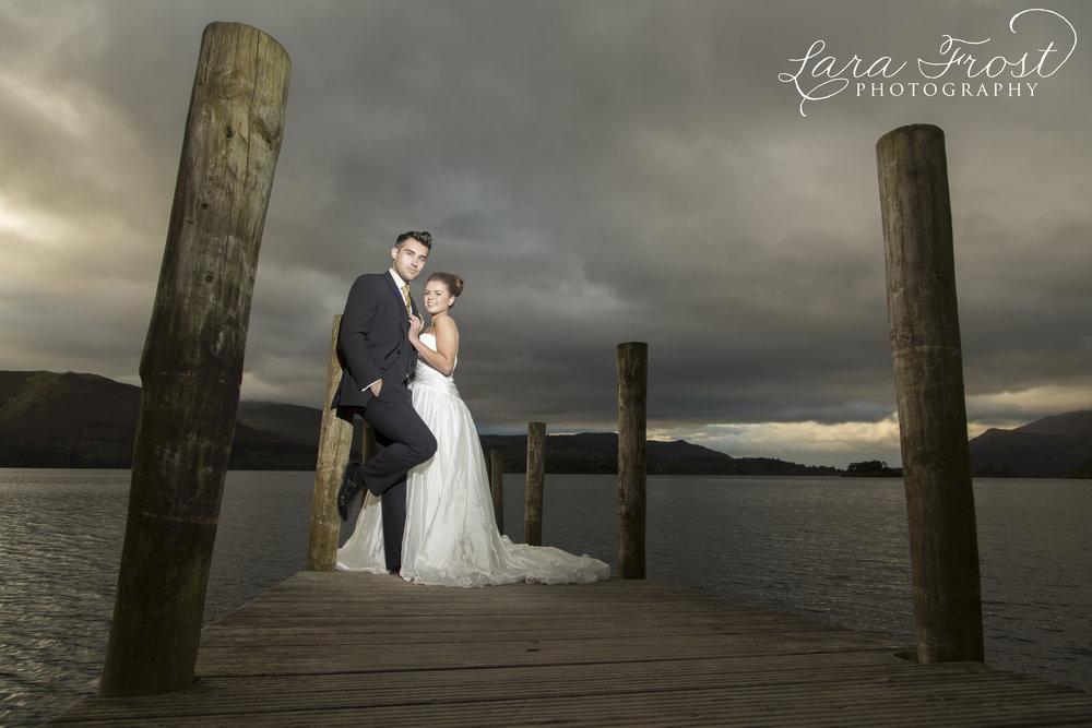 Wedding photography lake district 5