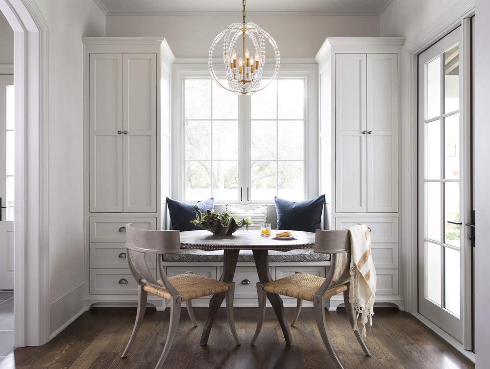 Studio Seiders | Meredith | Breakfast Room