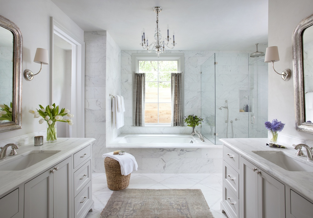 Studio Seiders | Meredith | Master Bath