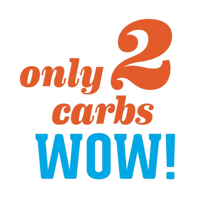Only 2 Carbs