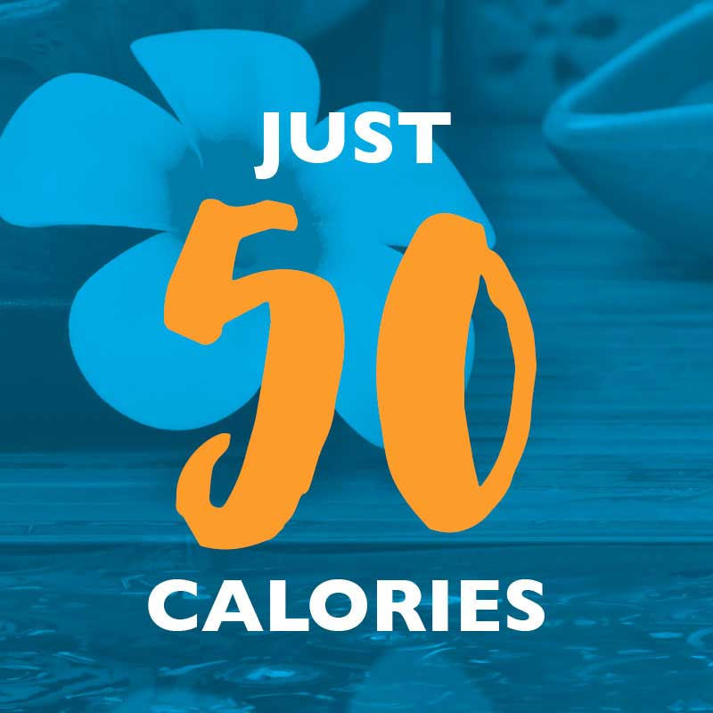 Just 50 Calories