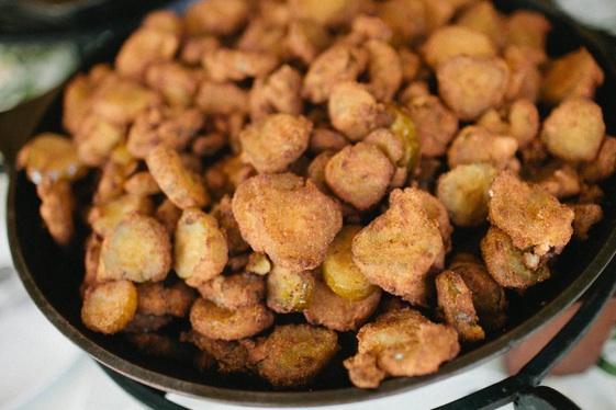Fried Wickles