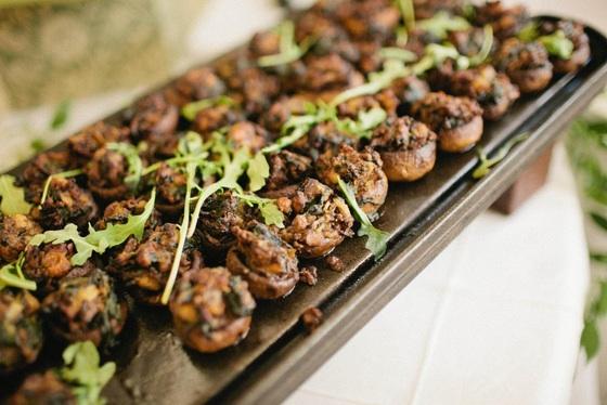 Vegetarian Mushrooms