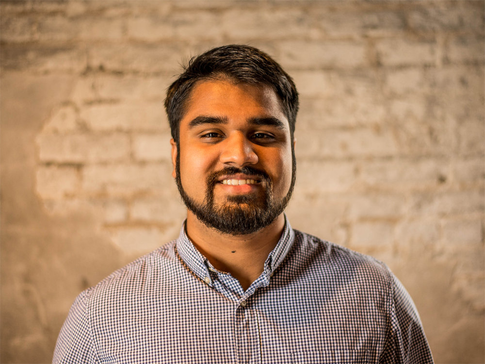 Anish Mirjankar, Tech Associate