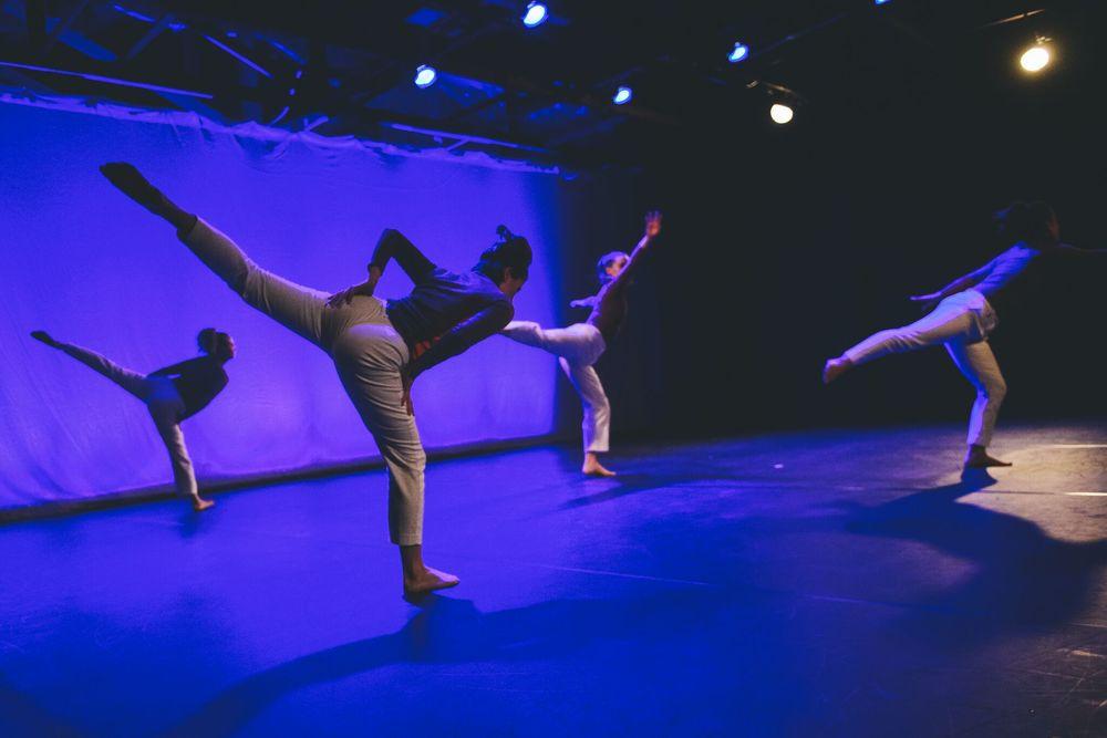 Dancers: Hailley Laurèn, Taryn Lavery, Lucy Wilson, Alex Miller