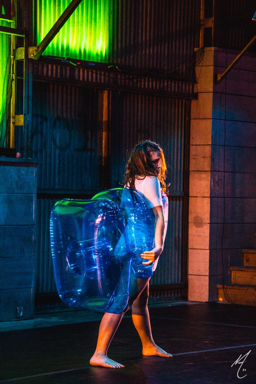 Dancer: Jenny Alperin