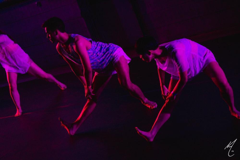 Dancers: Clay Moore, Alexa Capareda