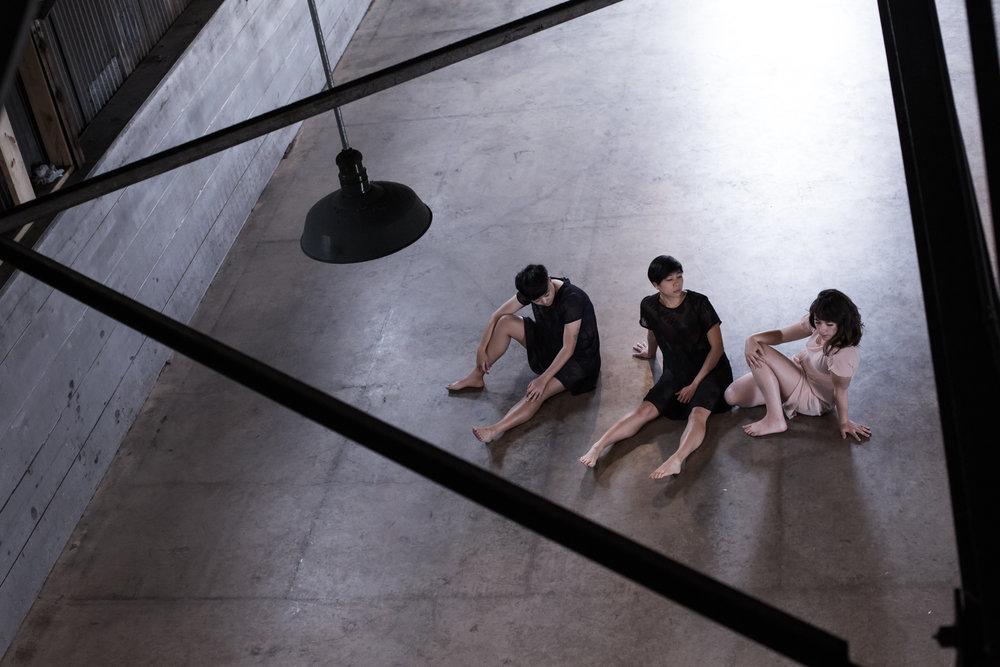Dancers: Hua-En Hung, Alexa Capareda, Maggie Bailey
