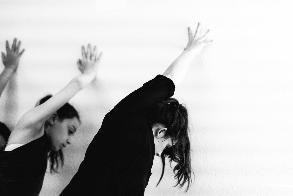 Dancers: Peyton Cunningham, Maggie Bailey