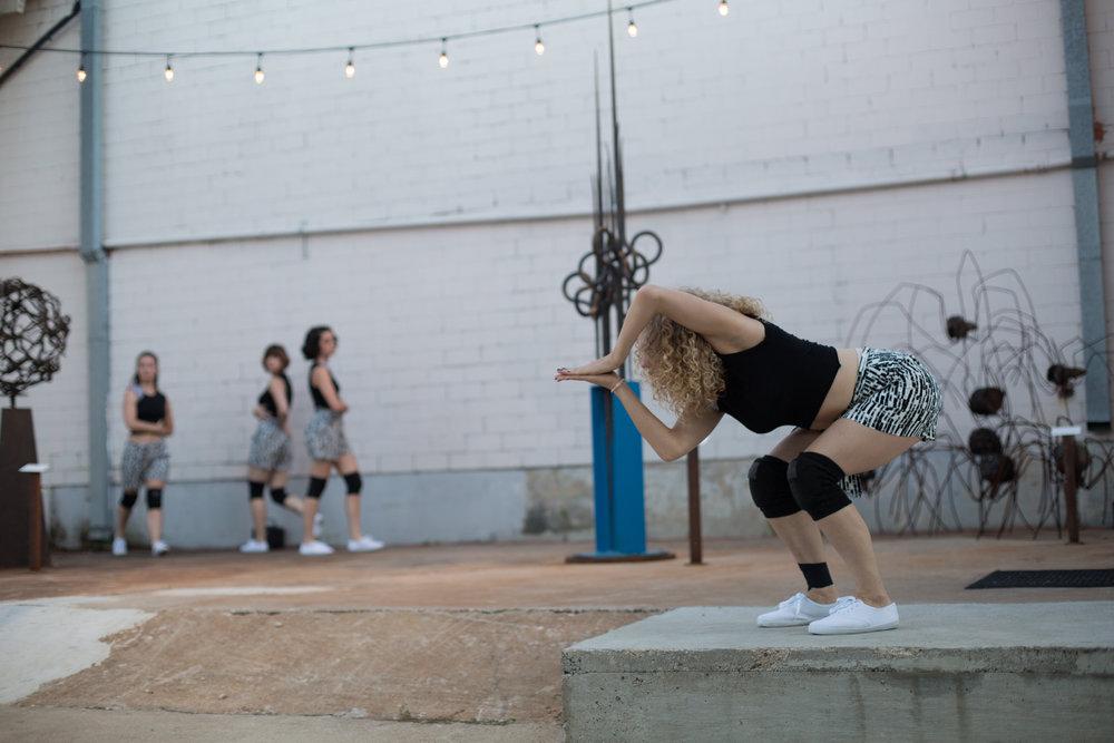 Dancers: Hailley Laurèn, Laura Mobley, Taryn Lavery, Yvonne Keyrouz