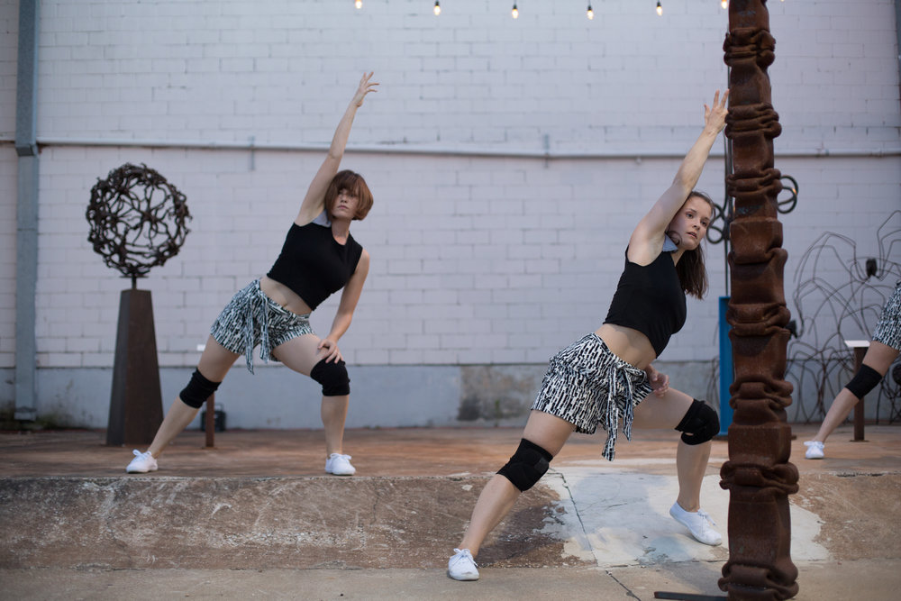 Dancers: Taryn Lavery, Laura Mobley