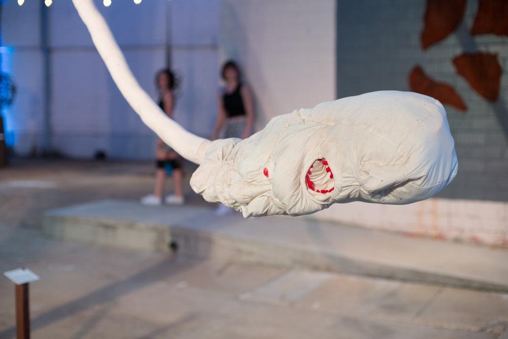 Soft Sculpture: Magdalena Jarkowiec
