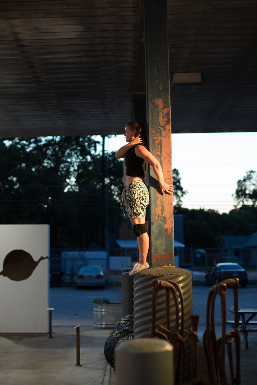 Dancer: Laura Mobley