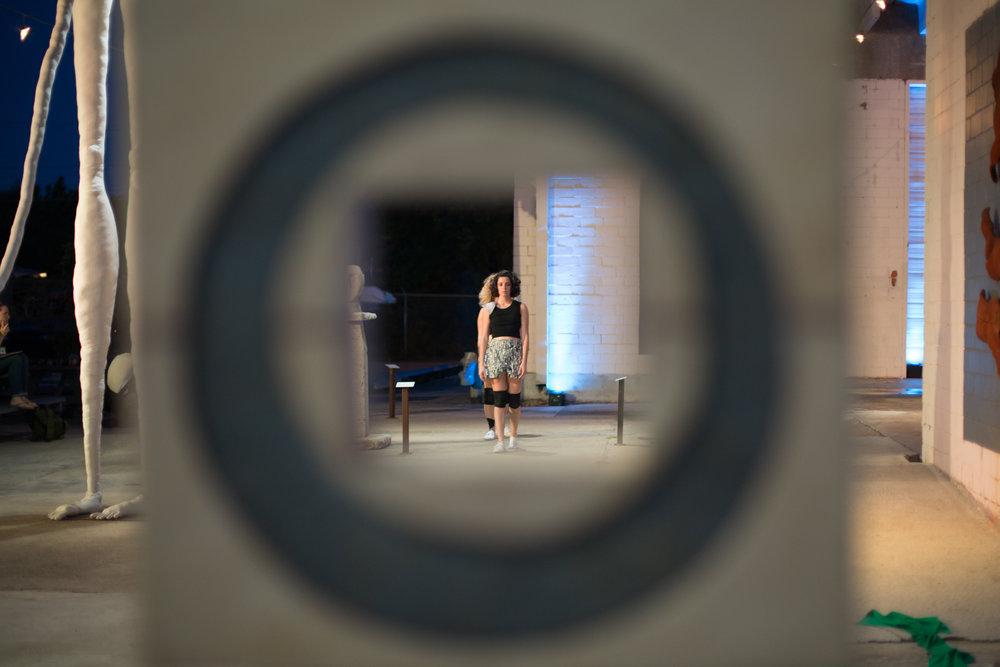 Dancer: Yvonna Keyrouz