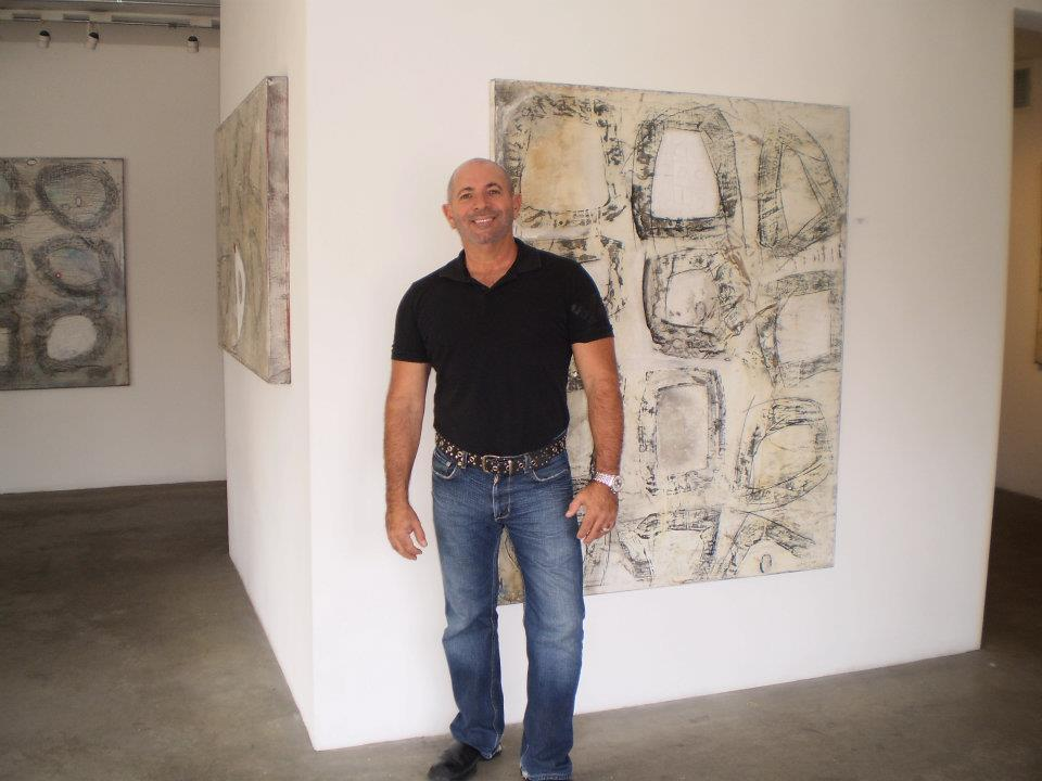 Artist Paul Ecke