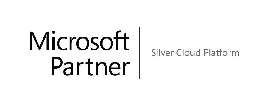 Microsoft Silver Cloud Platform Logo