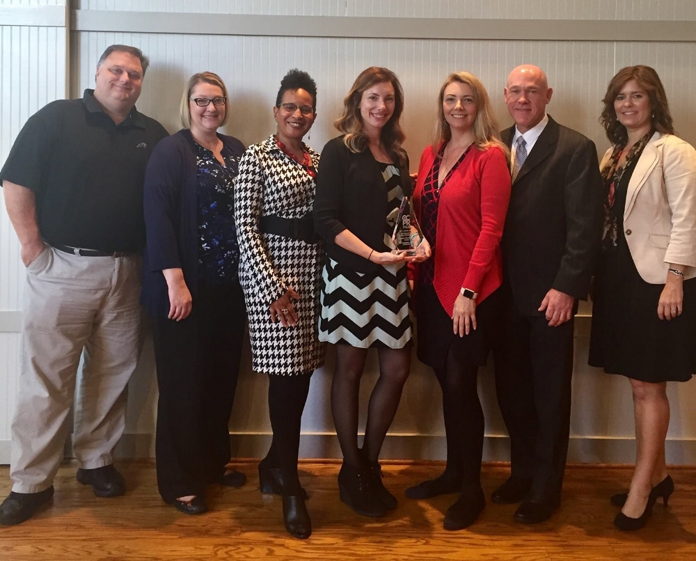 Congratulations to Cordelia Anderson, Katy Rust, and the whole CML Communications Team!