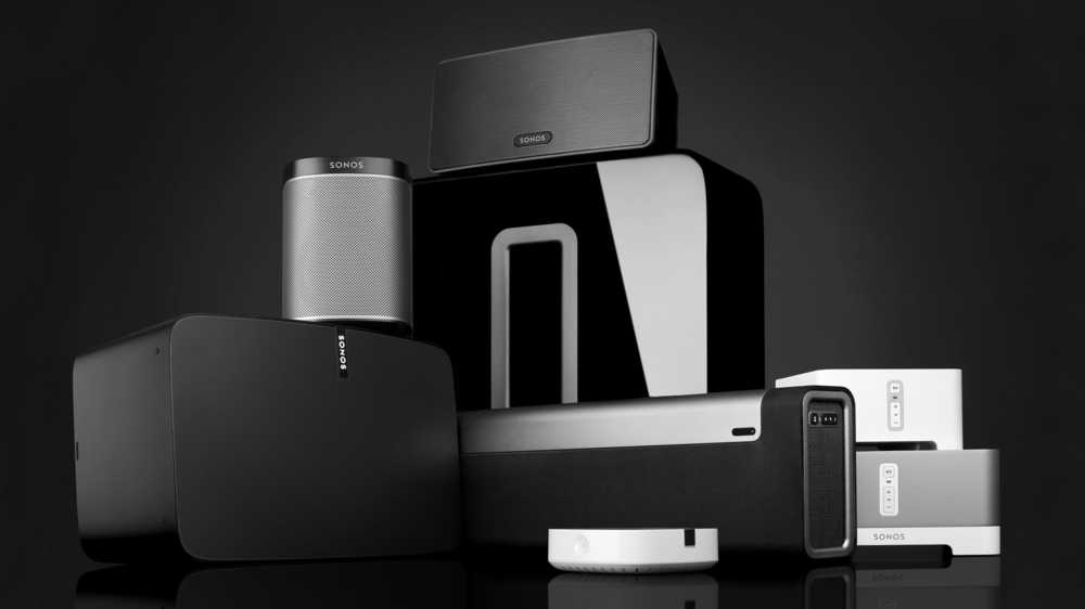 Sonos WiFi Music System | Sonos, Inc.