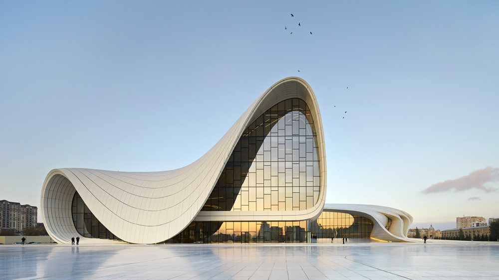 Heydar Aliyev Center | Zaha Hadid Architects