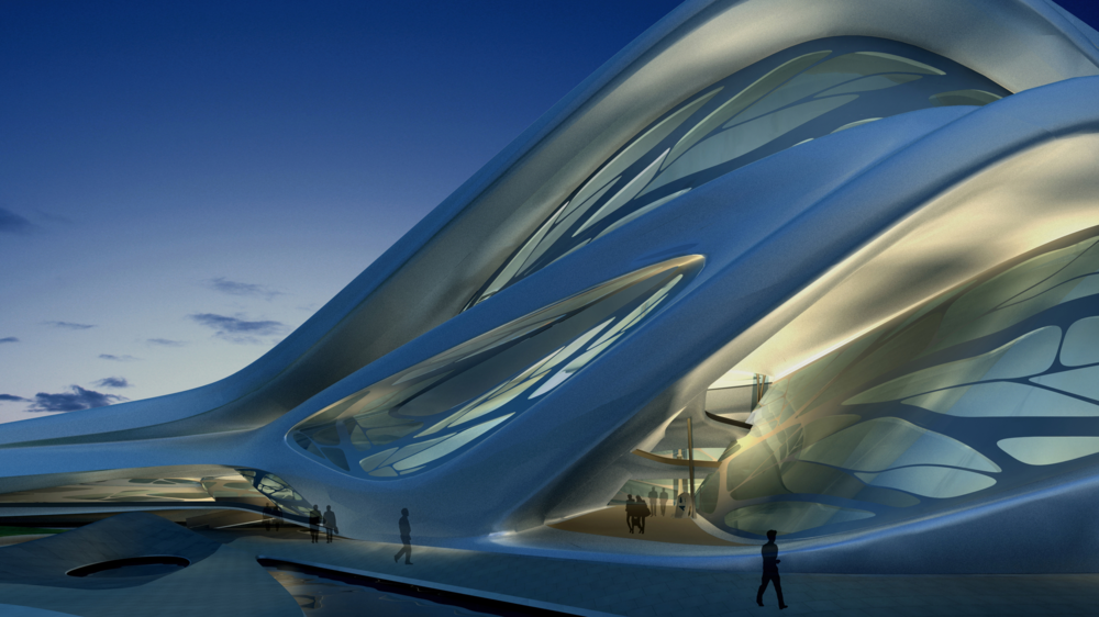 Abu Dhabi Performing Arts Centre | Zaha Hadid Architects