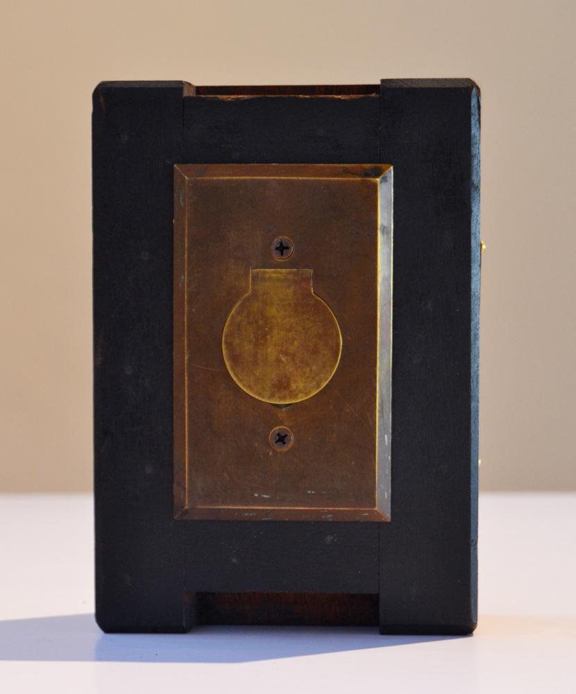 026 – Peephole,  2014 Mixed media 7 x 5 x 2 inches