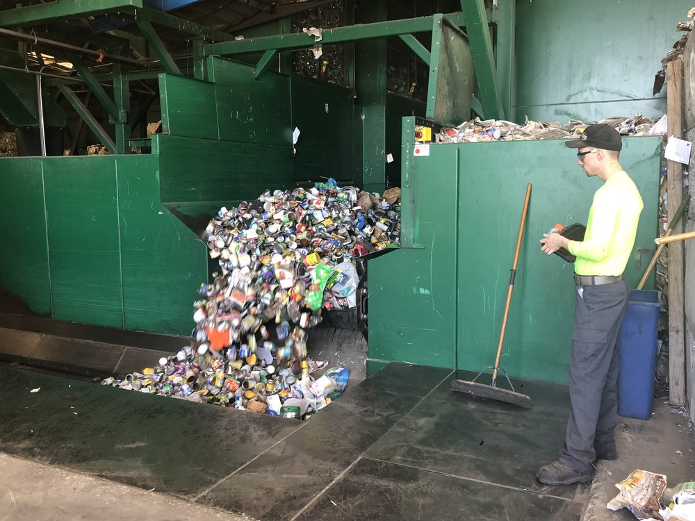 - Waste Pro's 15th Street Facility