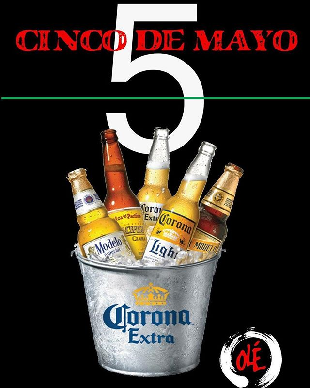 Only one day left on the countdown. #ReadySetCinco